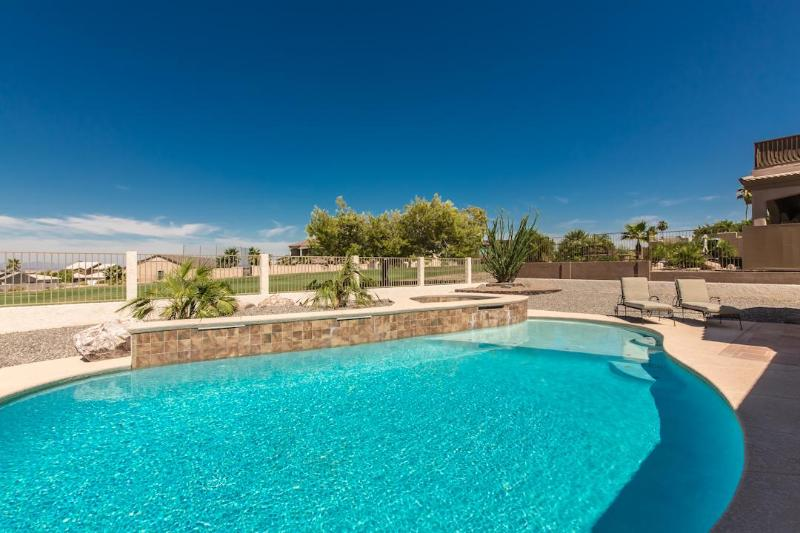 Vacation In Style - Golf Course Home - Pool/Spa - Image 1 - Lake Havasu City - rentals