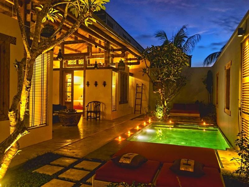 "Shikumen Villa private luxury with swimming pool - Shikumen Villa ""A little piece of paradise"" 30%OFF - Seminyak - rentals"