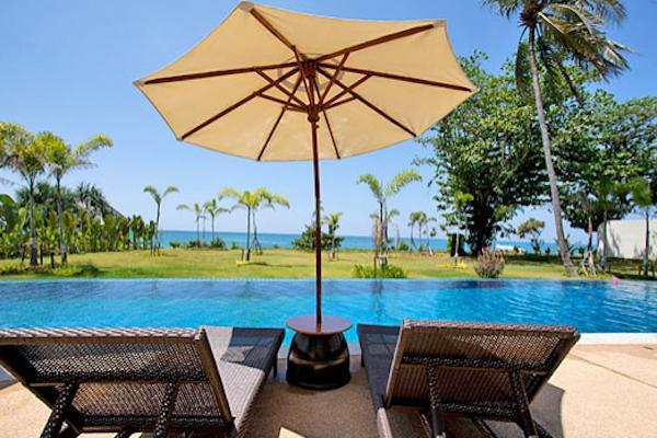 Luxury Apartment Right On The Beach - Image 1 - Ko Lanta - rentals