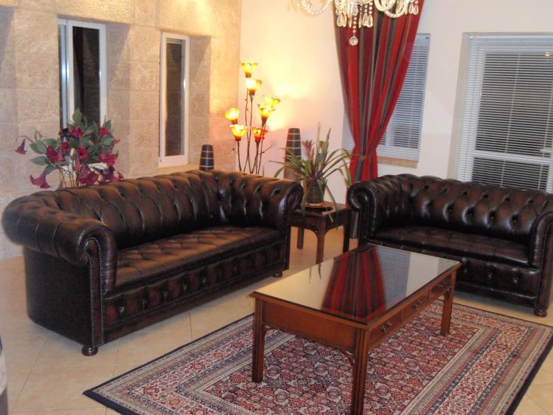 Luxury apartment 2 bed rooms near Mamila,Jaffa gat - Image 1 - Jerusalem - rentals