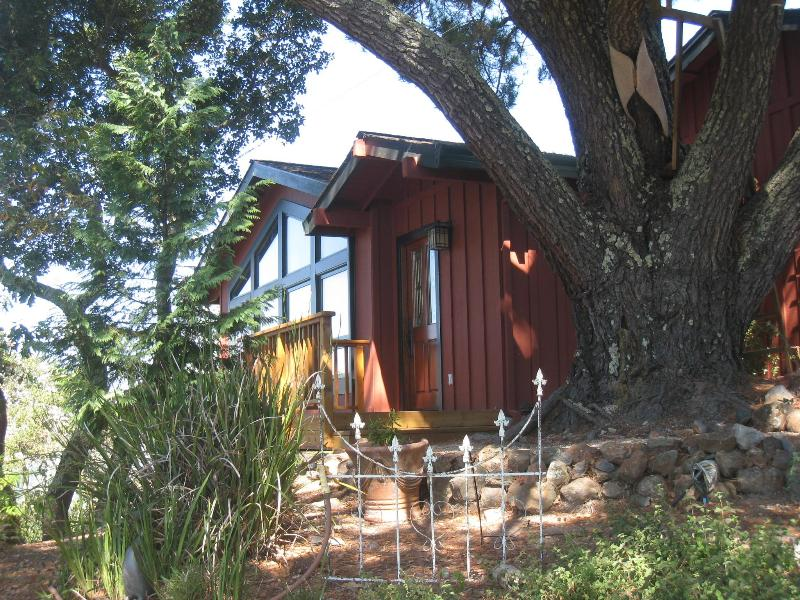 Outside of Guest Suite - $125/ 550 sq ft studio-Vacation Home Base - Novato - rentals