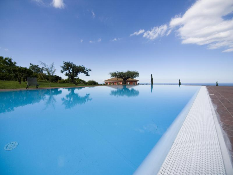 Semi-olympic pool - Lovely Villa with Pool 4 units between Etna&Sea - Santa Venerina - rentals