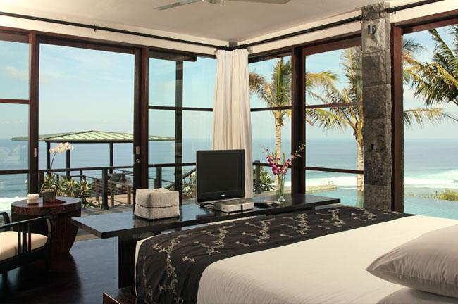 Cliff Front with Ocean view in all master bedrooms - CLIFF FRONT BALI VILLA 5* LUXURY ALL INCLUSIVE @@ - Ungasan - rentals