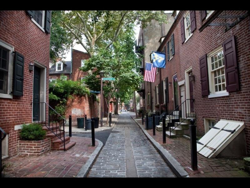 Cozy Home in Historic Washington Square - Image 1 - Philadelphia - rentals