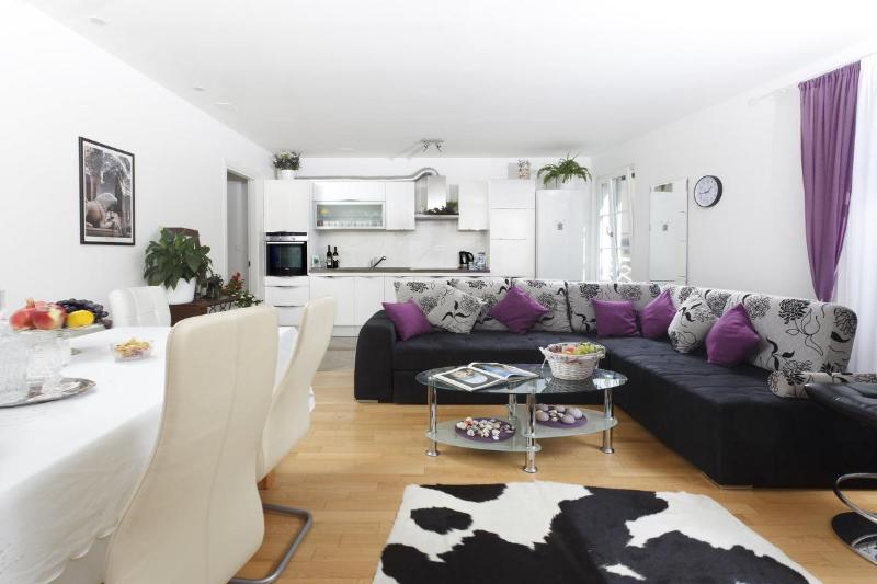 Living room - Luxury apartmant Esmeralda in centre of Split - Split - rentals