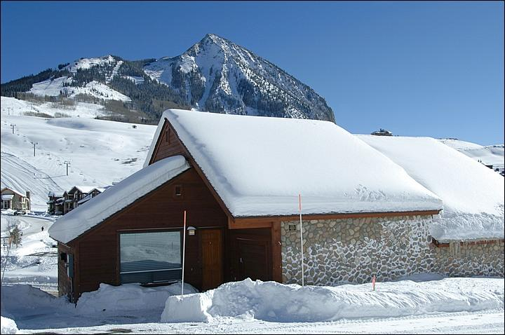 Great Views of Mt. Crested Butte - Luxury Townhome on Snowmass Road - Wonderful Mountain Views (1127) - Crested Butte - rentals