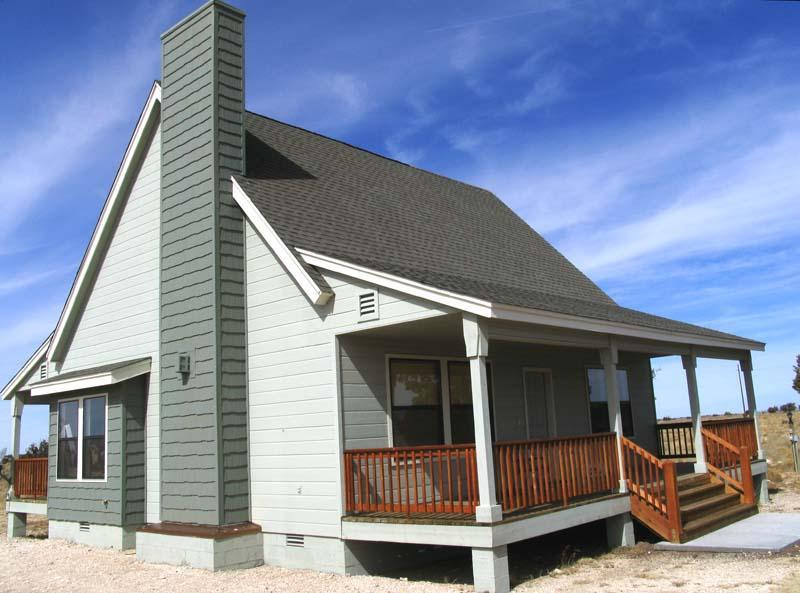 Grand Canyon Escape - Front of the Cabin - Grand Canyon Escape - Enjoy Views and Stargazing - Grand Canyon National Park - rentals