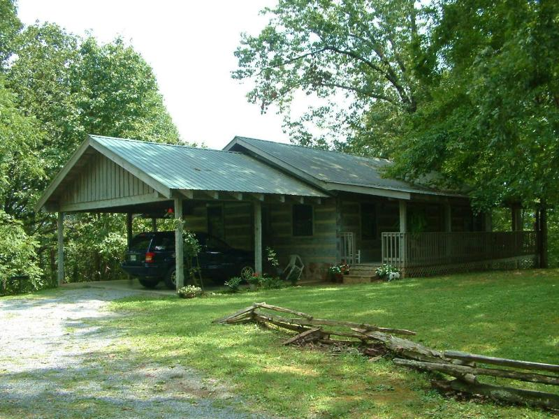 Whisper Wind - Private 2 Br near Pigeon Forge - Image 1 - Pigeon Forge - rentals