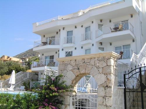 The White Duplex Apartment - Image 1 - Kalkan - rentals