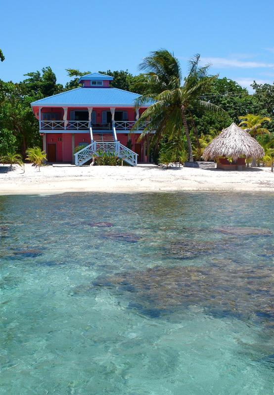 the coral house on treasure beach - The Coral House On Treasure Beach, Utila - Utila - rentals
