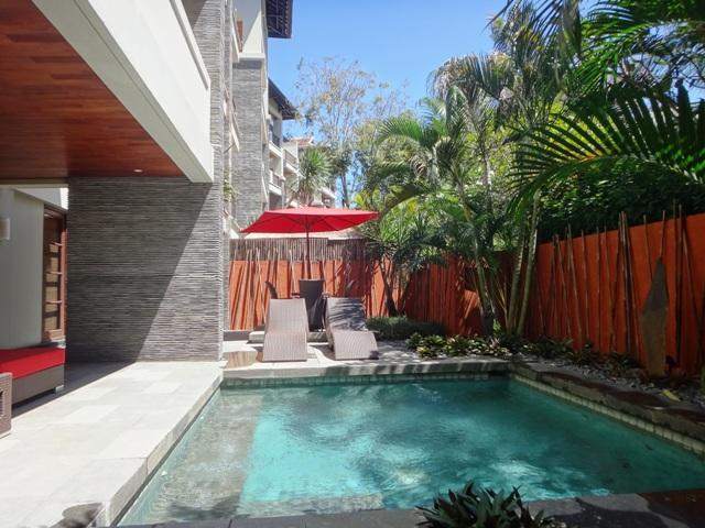 Poolside 2 - This is it ! Heavenly Ruby 3 bedroom private pool - Nusa Dua - rentals