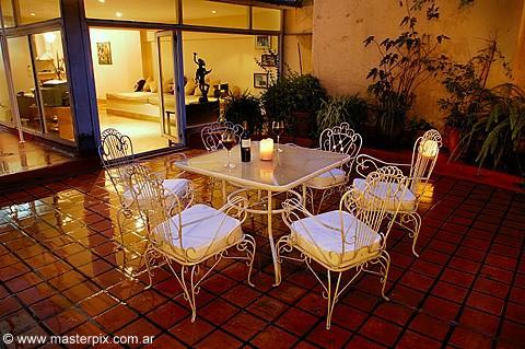 Your own private garden awaits! - Buenos Aires, Recoleta, garden, wifi, impeccable - Buenos Aires - rentals