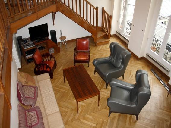 Amazing space 2BR/2BA Rue Dussoubs (#1059) - Image 1 - Paris - rentals