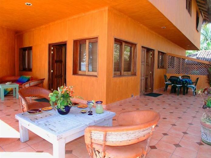 Casa Manana VI Luxury Beachfront Studio Apartment - Image 1 - Bucerias - rentals