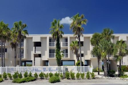 Sunset Terrace Beach Front Condo - Image 1 - Bradenton Beach - rentals