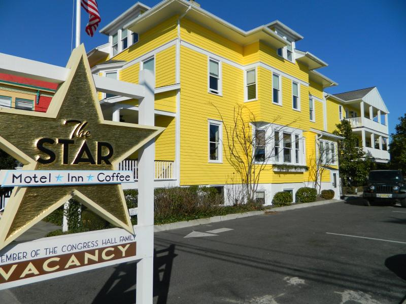 Star Inn - Carriage House Suite Exterior - 2 Bed/ 2 Bath Carriage House Suite - Cape May - rentals
