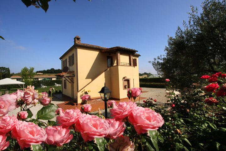 Villetta Sunflower Cortona  Tuscany - Image 1 - Cortona - rentals