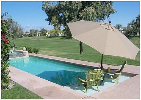 #95 Desert Home w Pool, spa  on Golf Course - Image 1 - Rancho Mirage - rentals