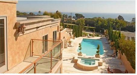 P60 #99 Luxury Ocean View Malibu Mansion - Image 1 - Malibu - rentals