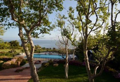 P57 #121 Exclusive Malibu Mansion with Ocean Views - Image 1 - Malibu - rentals