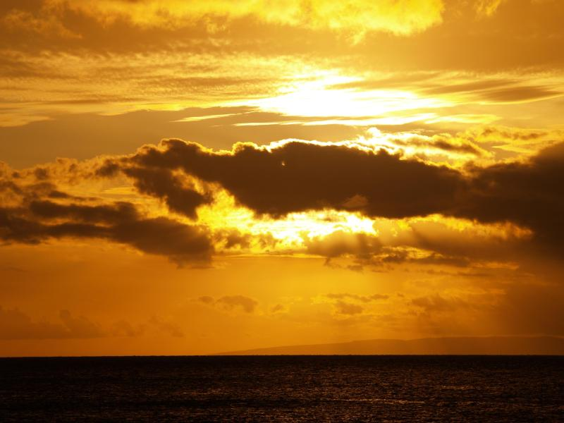 Beautiful Sunsets from you lanai!! - Lokelani---As Close to the Water As You Can Get!! - Lahaina - rentals