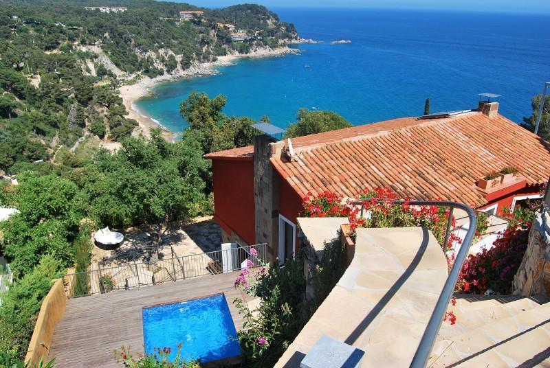 Supreme: Luxury villa for 10p near Tossa de Mar - Image 1 - Lloret de Mar - rentals