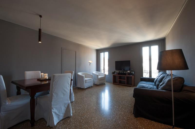 LIVINGROOM A - San Moisè Lounge Apt - Just 150mt from ST.MARK'S! - Venice - rentals