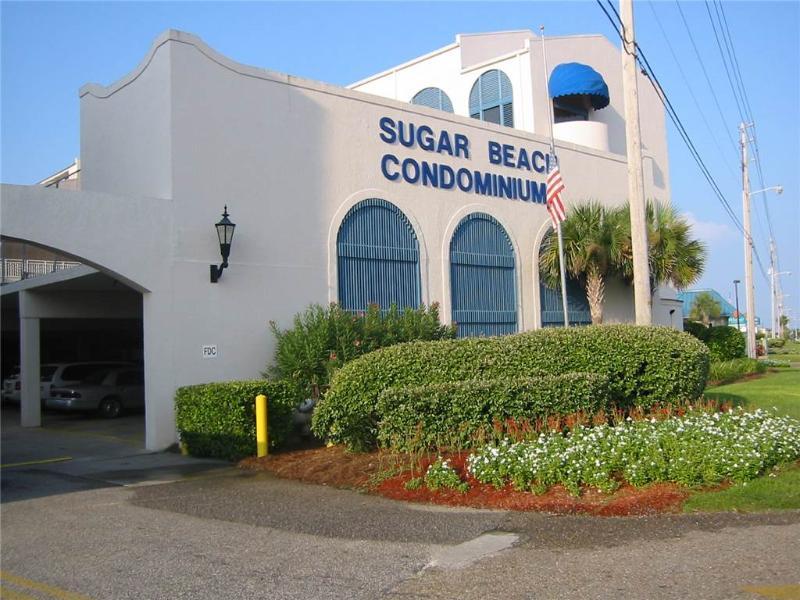 Sugar Beach 201 - Image 1 - Orange Beach - rentals