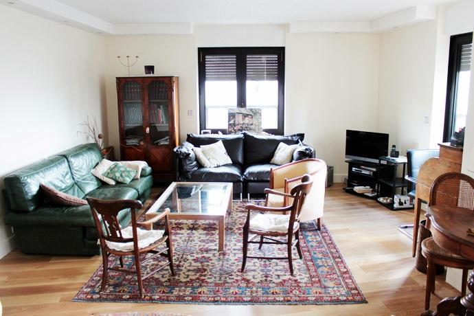 Living room - High Quality 2 Bedroom at Montparnasse in Paris - Paris - rentals