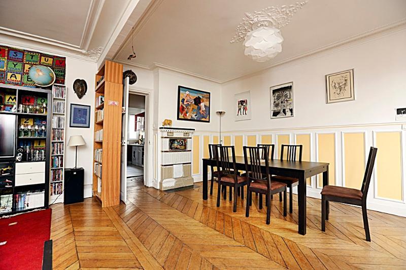 Large, Fully Equipped Family Paris Apartment - Image 1 - Paris - rentals