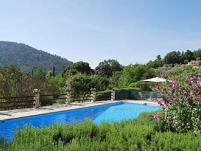 Pool with stunning views - 200 year-old Provencal dream house - Draguignan - rentals