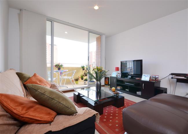 Cozy Unit Near Nightlife With View - Image 1 - Medellin - rentals