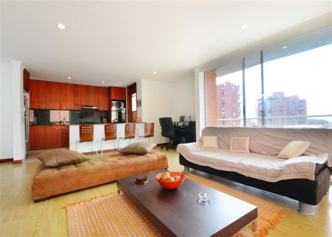 Gauss 1203 Modern Penthouse close to Nightlife - Image 1 - Medellin - rentals