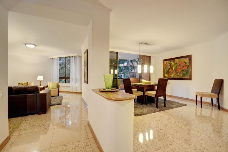 La Quinta 502 Perfectly Located Spacious Unit - Image 1 - Medellin - rentals