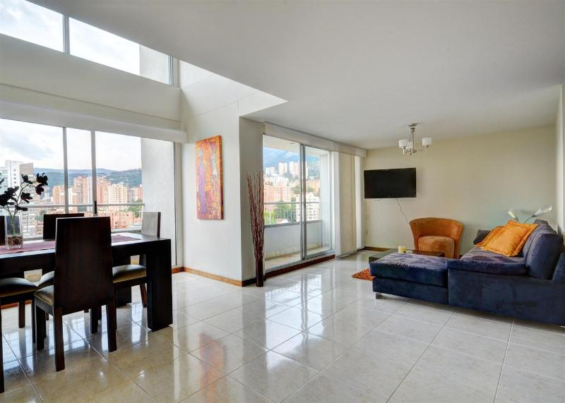 Unique Duplex In Perfect Location - Image 1 - Medellin - rentals