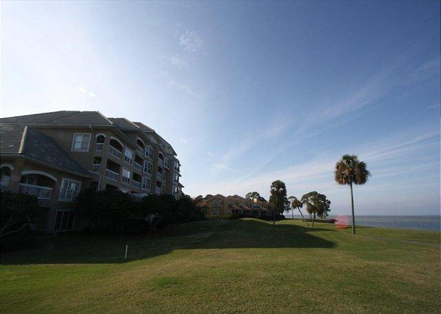 Players Club 17  at Sandestin~Great Views of the Bay~FREE @ The Links! - Image 1 - Sandestin - rentals