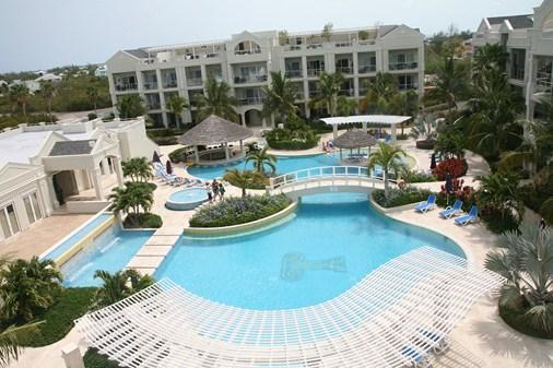 Resort grounds - Exquisite 2 BDRM/2 Bathroom Retreat, Atrium Resort - Providenciales - rentals