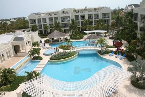 Resort grounds - Exquisite 2 BDRM/2 Bathroom Retreat, Atrium Resort - Providenciales - rentals