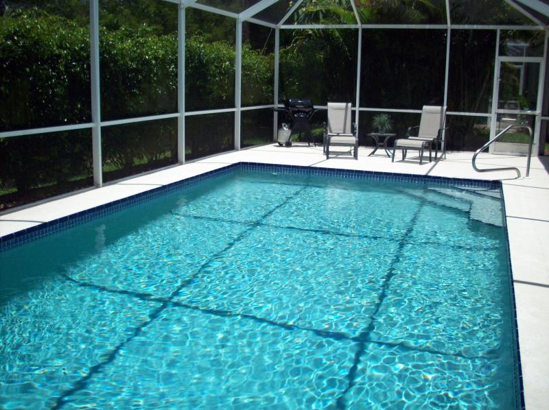 14 x 28 Heated Pool with Southern Exposure - Naples Lely Resort Quiet Home with Oversized Pool - Naples - rentals