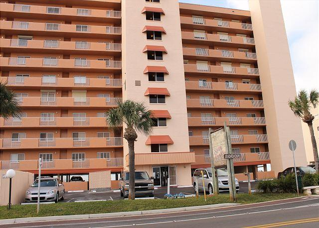Sand Castle II Condominium 2806 - Image 1 - Indian Shores - rentals