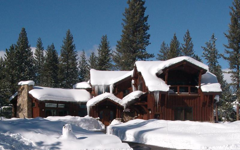 Fresh Snow - Lookout Lodge at Old Greenwood Lake Tahoe - Truckee - rentals