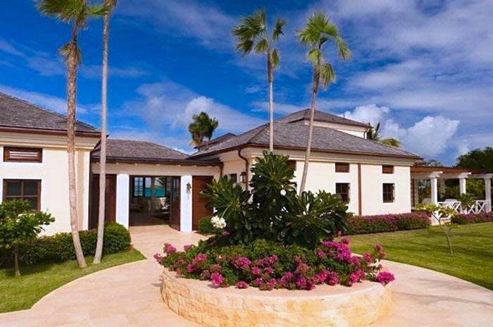 Luxury 4 bedroom Jumby Bay Resort villa. Large and private estate surrounded by tropical landscaping! - Image 1 - Antigua and Barbuda - rentals