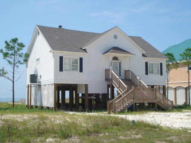 4BR Beachfront Home on Dauphin Island East End - Image 1 - Dauphin Island - rentals