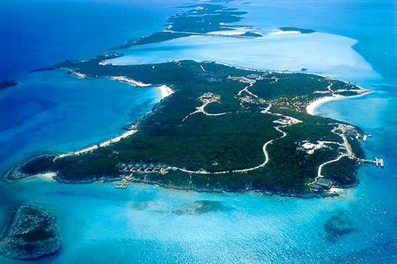 - Musha Cay - The Exumas - rentals