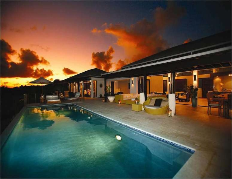 Triton @ Kamique at Little Harbour, Anguilla - Ocean View, Pool, Private Pathway To Cove - Image 1 - Little Harbour - rentals
