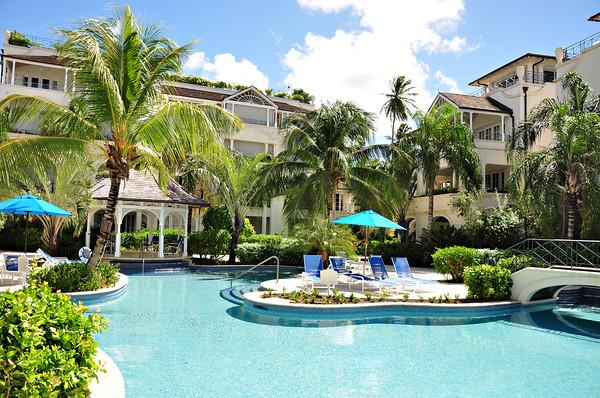 Schooner Bay 102 at Speightstown, Barbados - Beachfront, Gated Community,  Pool - Image 1 - Saint Peter - rentals