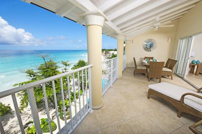 Sapphire Beach 509 at Dover Beach - Image 1 - Christ Church - rentals