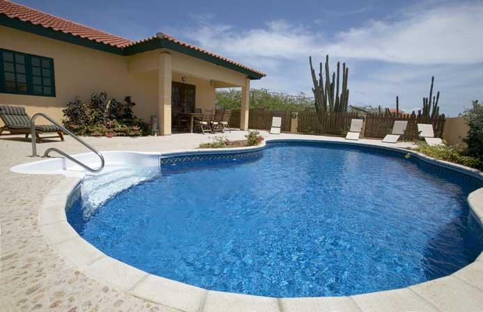 Ruby Pool - Villa Ruby - Luxury Villa - Noord - rentals