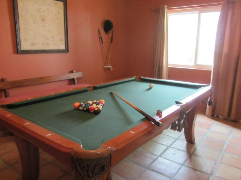 Pool Table in-house - La Quinta Cove - Santa Fe Style Home - La Quinta - rentals