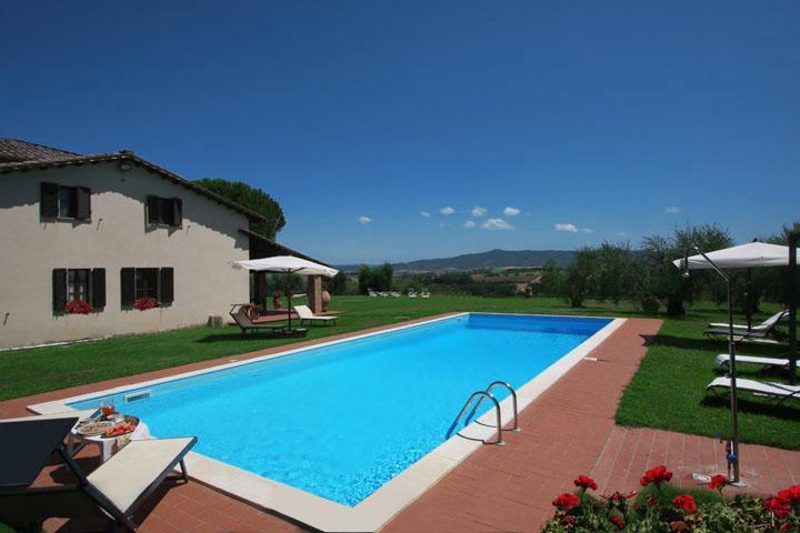 Villa in Montepulciano - Cortona area - Image 1 - Montepulciano - rentals